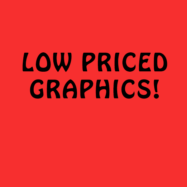 Cheap graphic design- logo, cover art, banners, et...
