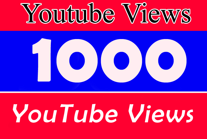 1K YouTube Views with extra service 1,000 2k 3k 4k 5k 6k 7k 8k 9k 10K 15K 20K 25K 40K 50K 100K Or 1000 2000 3000 4000 5000 6000 7000 8000 9000 10000 20000 30000 40000 200K 500K 1 Million