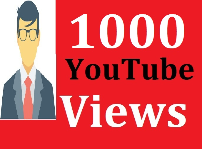 1000 + High Retention and Safe YouTube Video Promotion