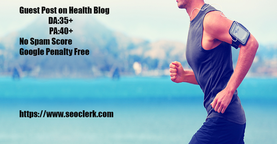 Two Guest Posts on Health and Fitness Blogs of DA:35+
