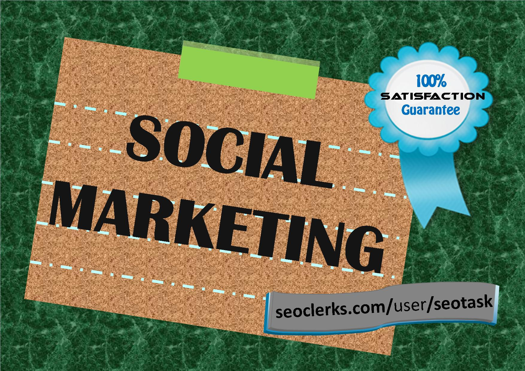 Get 1000+ Social Media Follower's Fast Service