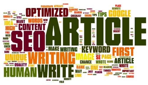 Articles for seo I will write the best SEO article for your website or blog