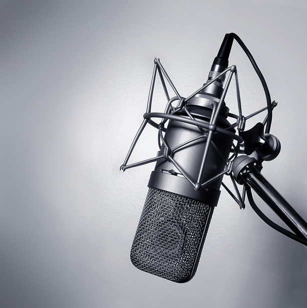 record a Voice Over in English with Spanish LATAM accent