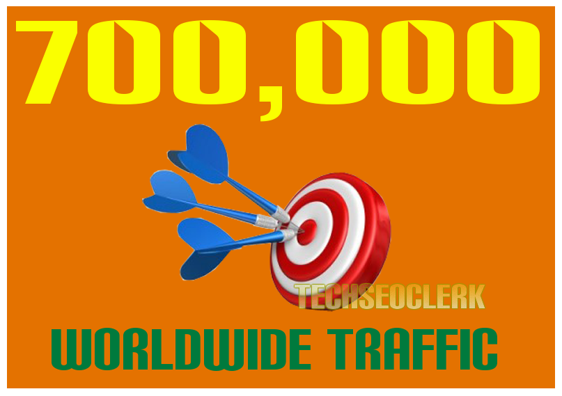 DRIVE 700,000+ TARGETED Human Traffic to your Website or Blog