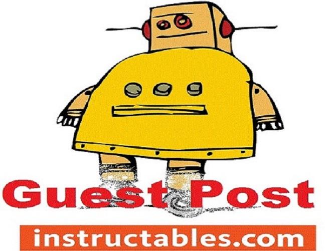 Publish a Guest Post on Instructables.com, DA88