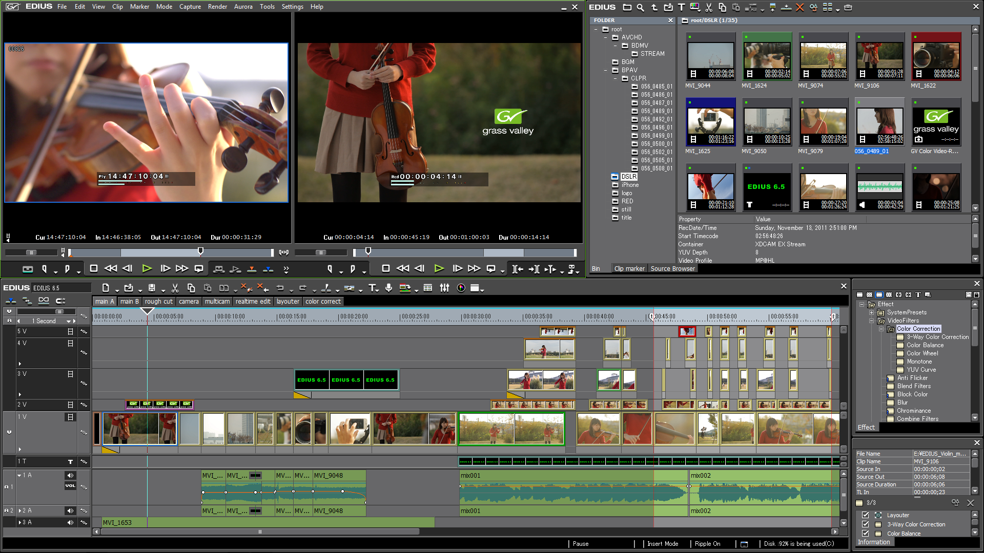 Professional video editing within 24hr