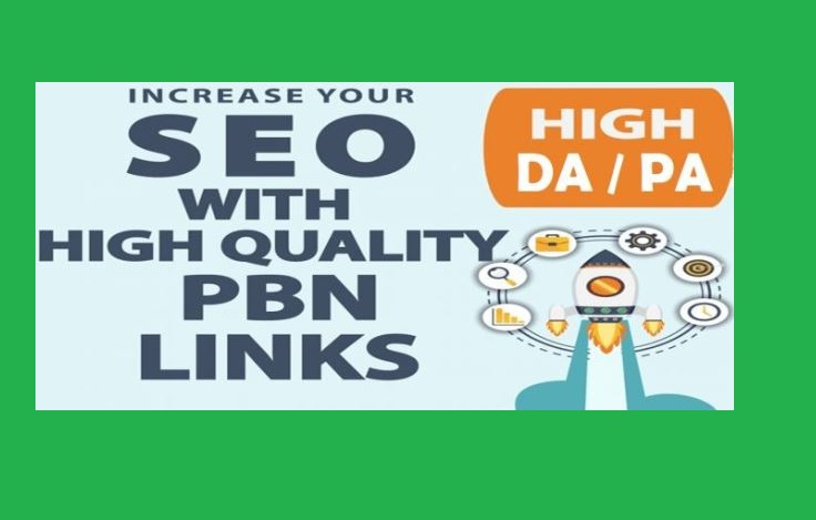 Get 25+ Homepage PBN Backlinks using High PA 30+ / DA 30+  to get Fast Ranking
