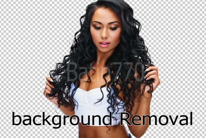 Any 20 images background removal