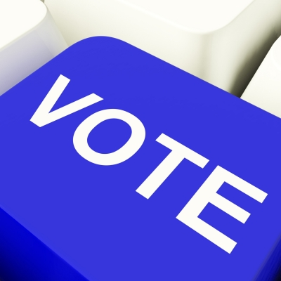 25 real votes on your online voting contest
