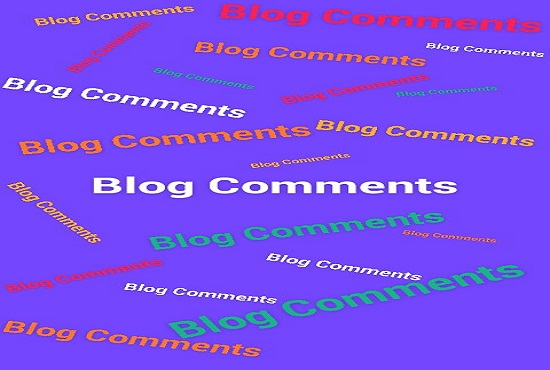 50 High quality Blog Comment backlink to Boost your Website