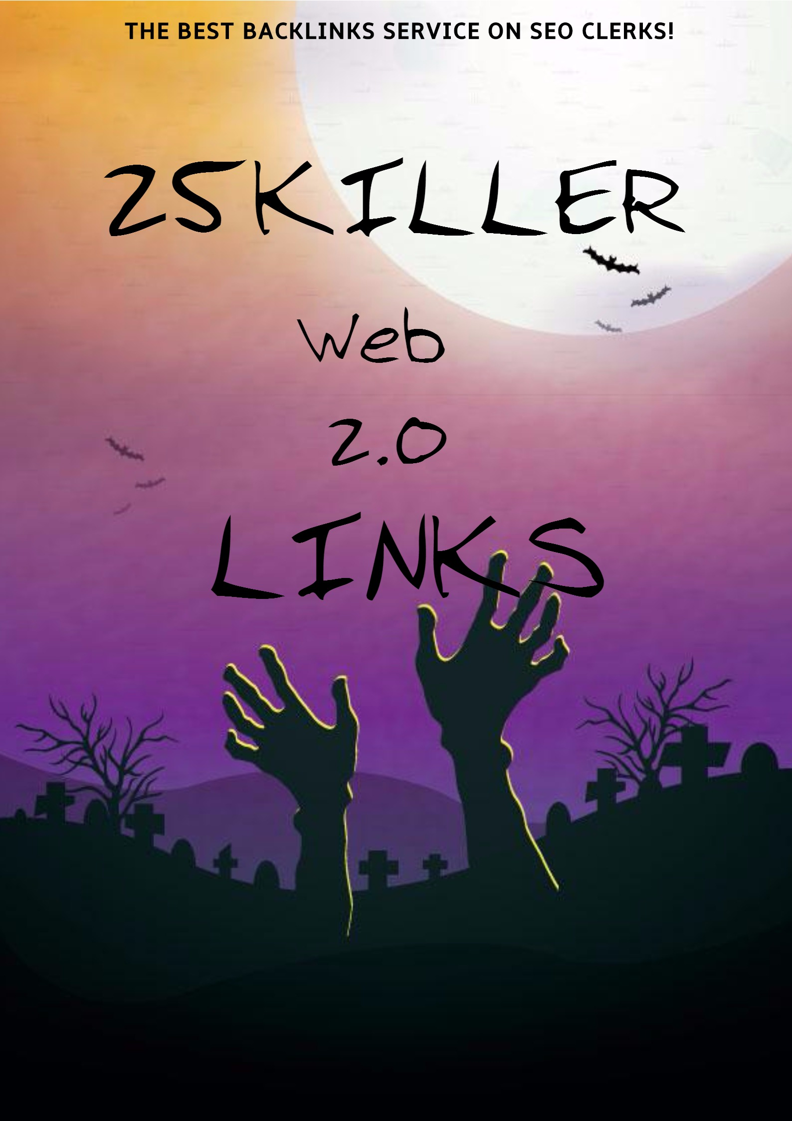 Provide 25 KILLER Seo web backlinks