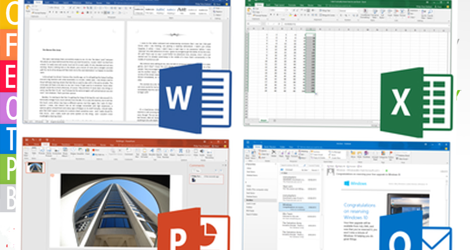 any TYPE of work on Microsoft Word Excel