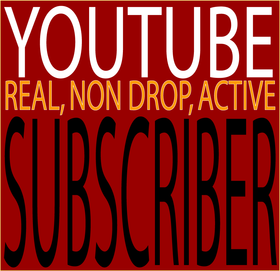 Add 500 YouTube subscribes  in your channel very fast