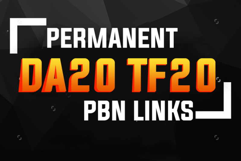 Get 20 Unique blog Posts on my PBN Linking to your Site High Tf Cf Da Pa
