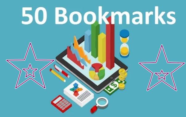 do create 50 social bookmarking manually