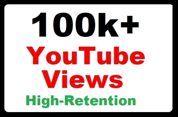 100000+ High-Retention YouTube Video Promotion Safe and the fastest delivery
