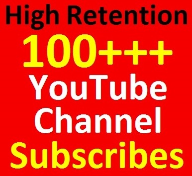 Instant start, 70+ YouTube channel subscribes non-dropped guaranteed, reliable services