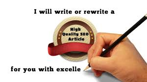 Get 1000 or More Words Keyword Optimized & Well Reseach Article