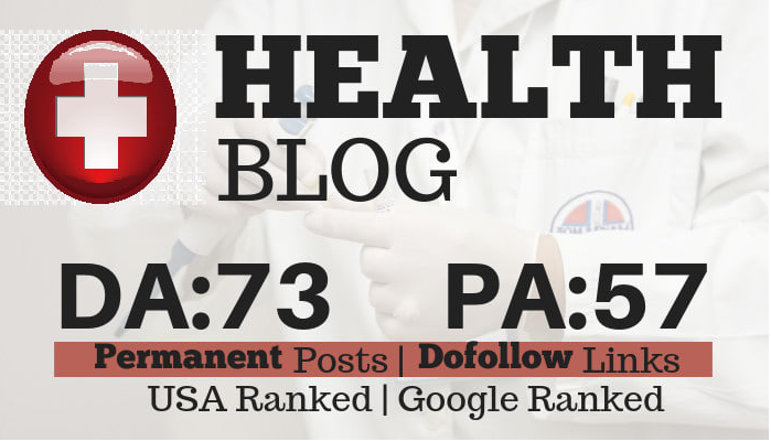 Monthly Traffic: 2.2 Million+ Guest Post On Da 73 Real Blog With Dofollow Backlink