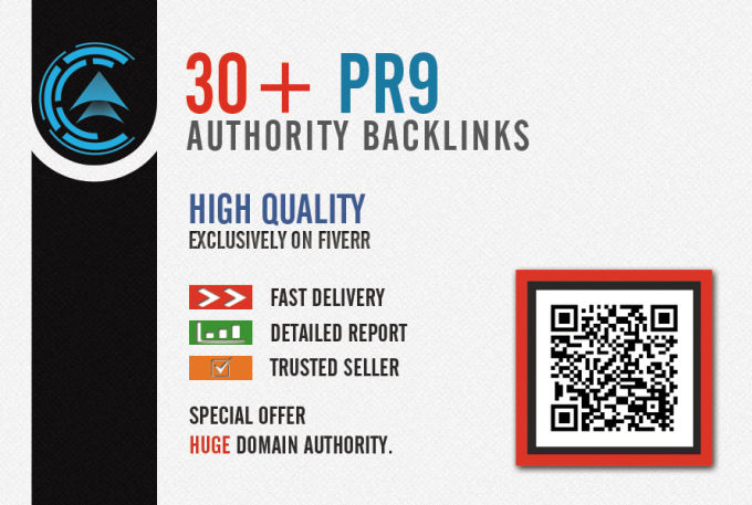 I will create high PR backlinks,  exclusive seo Iinks
