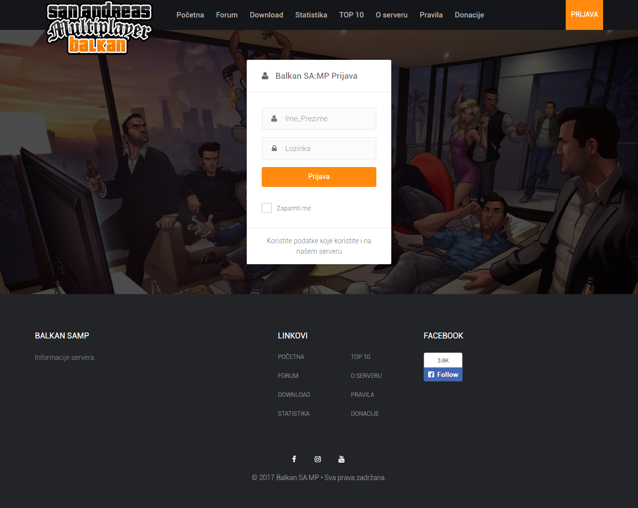 Gaming HTML Template