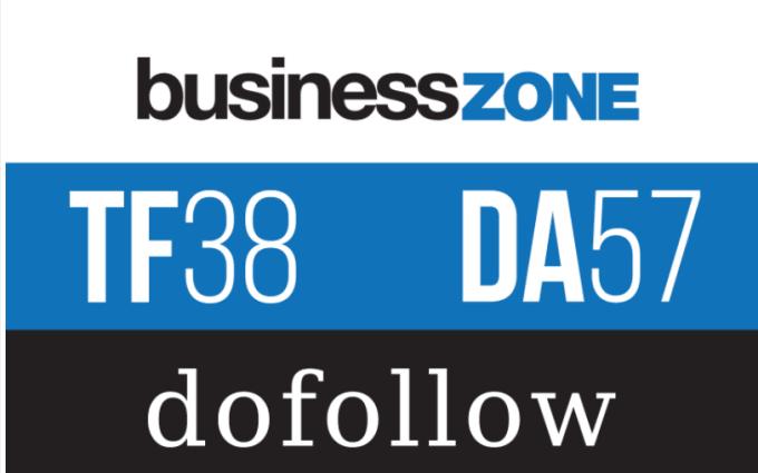 Publish guest post on businesszone DA 62