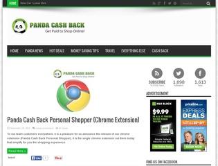 Panda CashBack