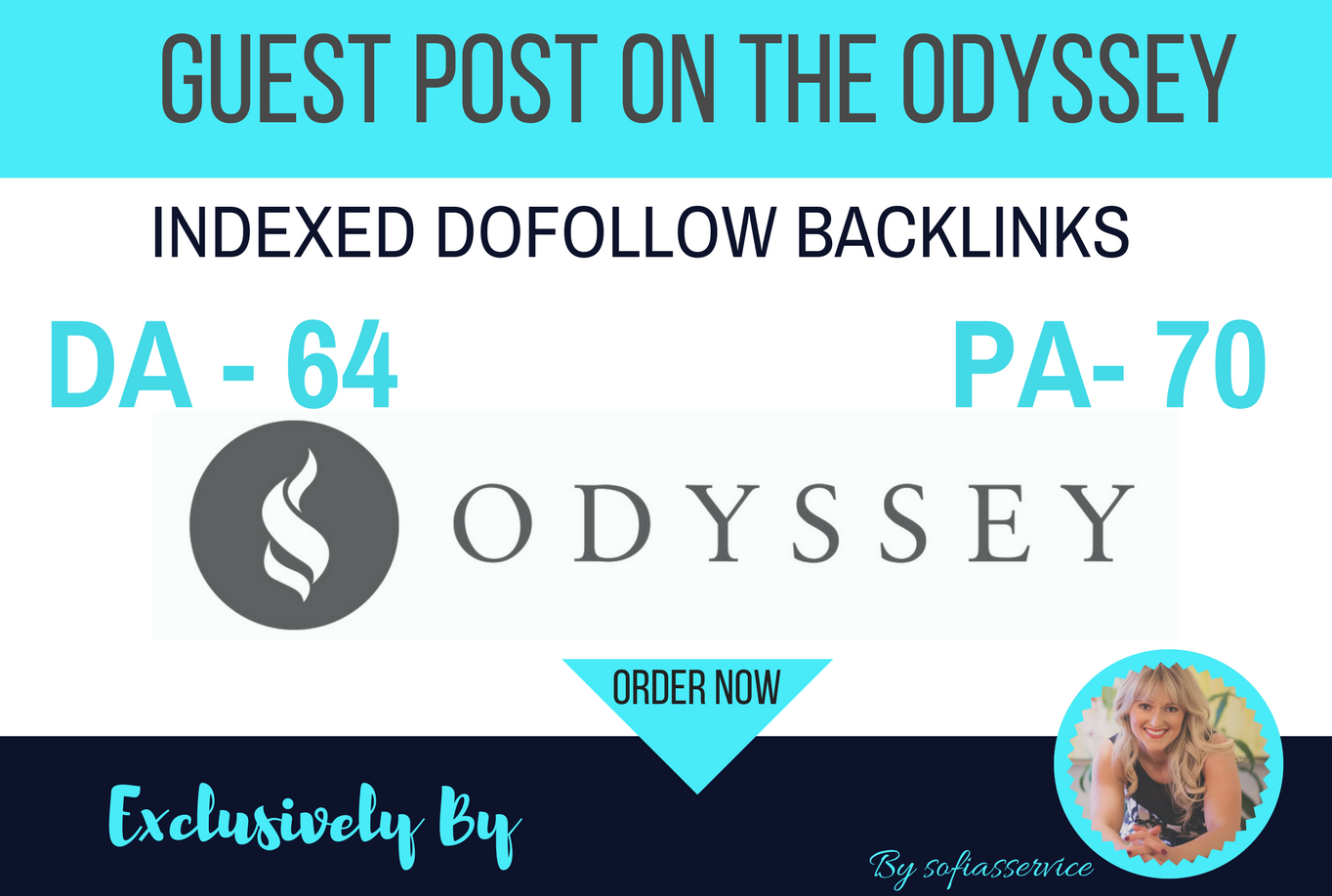 Publish An Influential Guest Post On THEODSSEY Da 64 Dofollow Backlinks