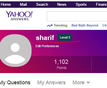Complete your website with level 3 high quality 10 yahoo answers