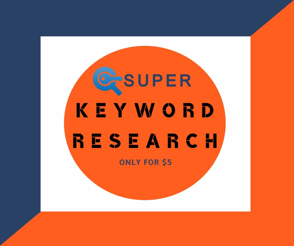 Boost Your Ranking to 1st on GOOGLE With SUPER KILLER KEYWORD
