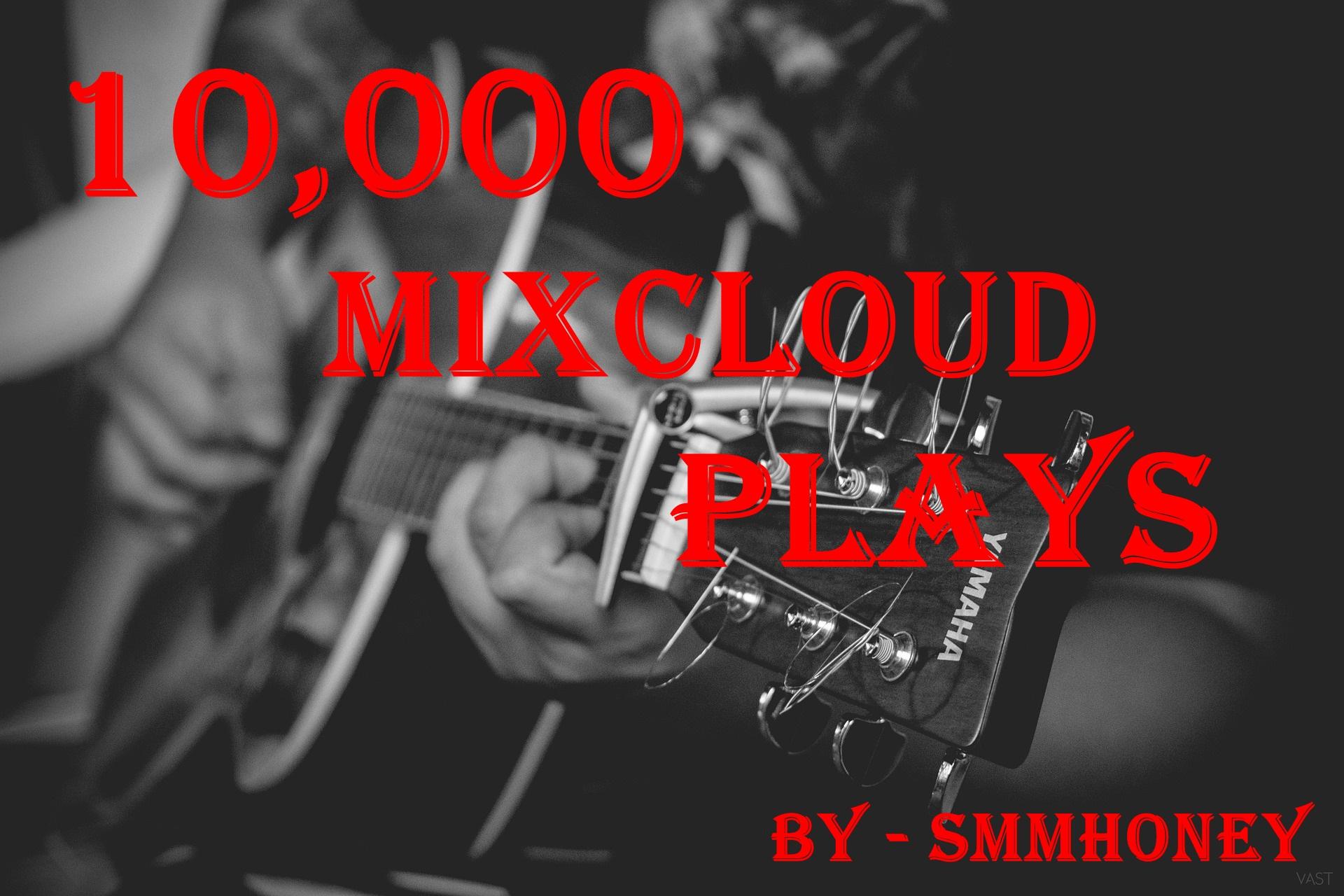 provide u 10,000 mix cloud plays