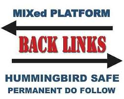 100 Do-Follow Back-links mix platforms