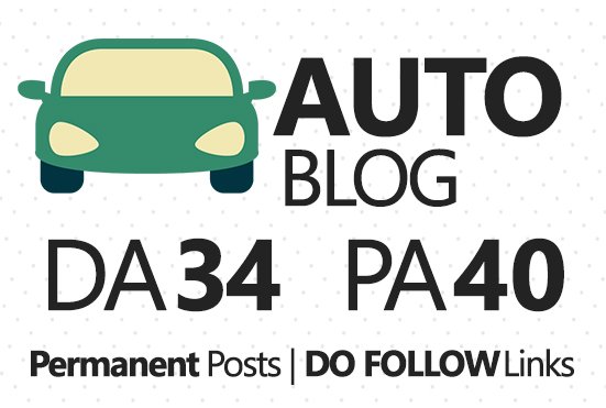 Make Guest Post in AUTO Blog