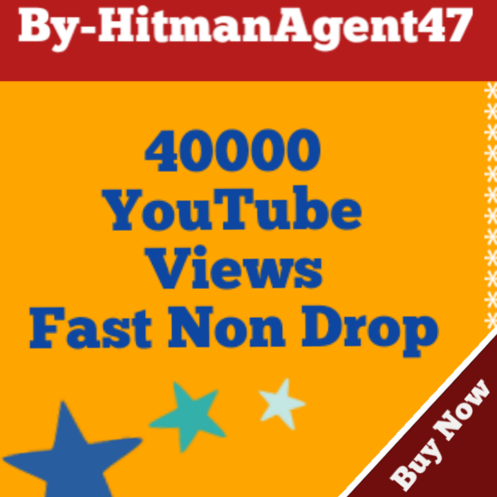 Guaranteed 100K Youtube Video Vie ws Fast Non drop