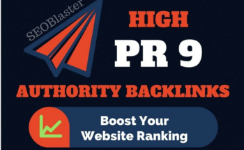 15 Pr9 Domains With High Trust And 80+DA Social Backlinks