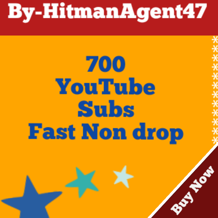 700+Real YouTube Channel Subs criber Fast Non Drop