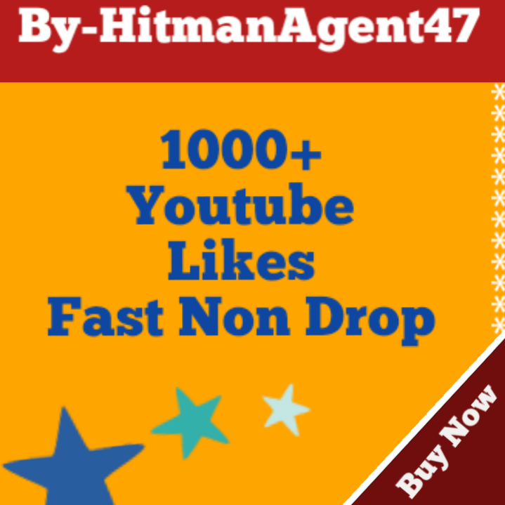 Guaranteed 1000+ Youtube Video Lik es Non Drop Complete 10-16Hours
