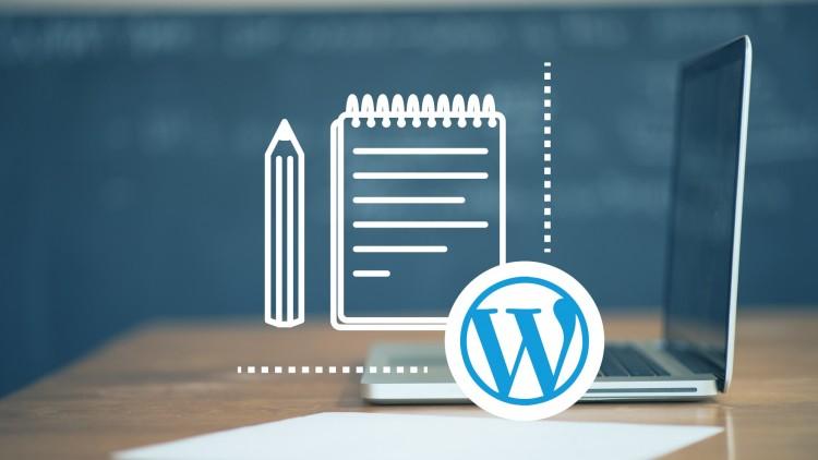 Customize your WordPress Theme & Install WordPress