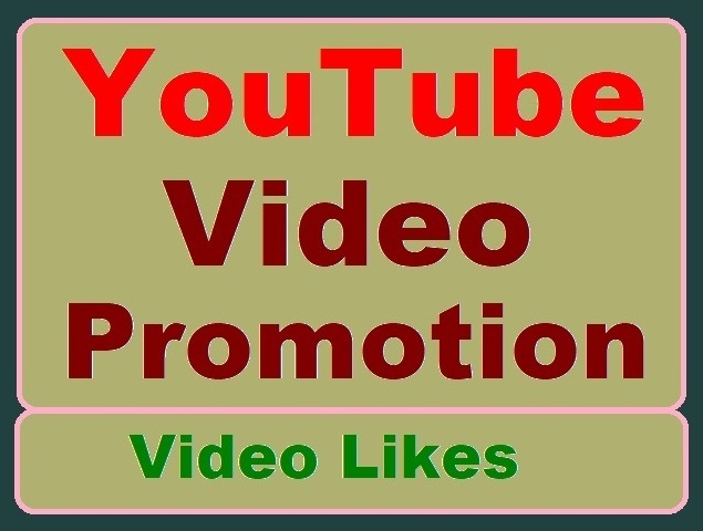YouTube Video Promotion Thumbs up High-quality