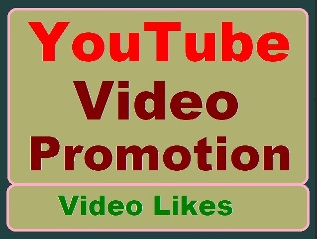 YouTube Video Thumbs up High-quality Promotion just