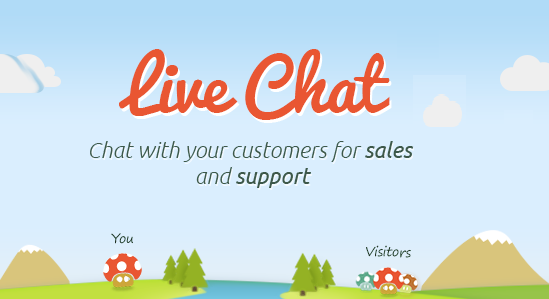 Install live chat facilities on your website, answerable via computer / Mobile