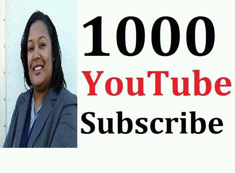 Brand Service 1000 Real and Active Channel Subs-cribers Safe Non Drop Refill Instant Complete