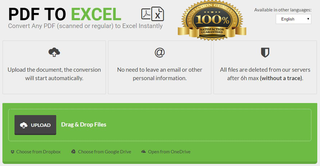 Data Entry Services, Pdf To Excel Or Word And Copy Past Work
