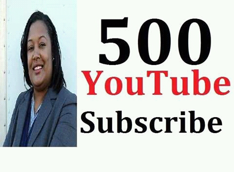 Brand Service 500 Guaranteed Channel Subs-cribers 12/24 Hours In Complete