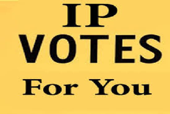 Help You To Win At Any Kind Of Online Voting Contest