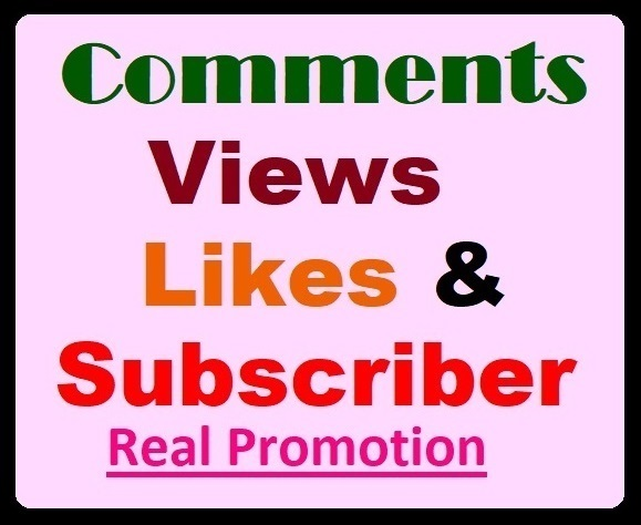 Custom Video Promotion via Real Users, High-quality services