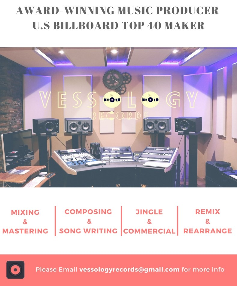 Produce Your Song/Album with award winning and Top 40 maker Music Producer Pop,  EDM,  Hip Hop and Etc.