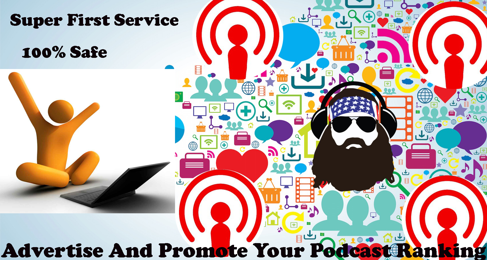 Advertise And Promote Your Podcast Ranking