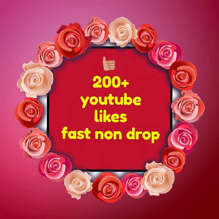 200+real youtube likes very fast delivery