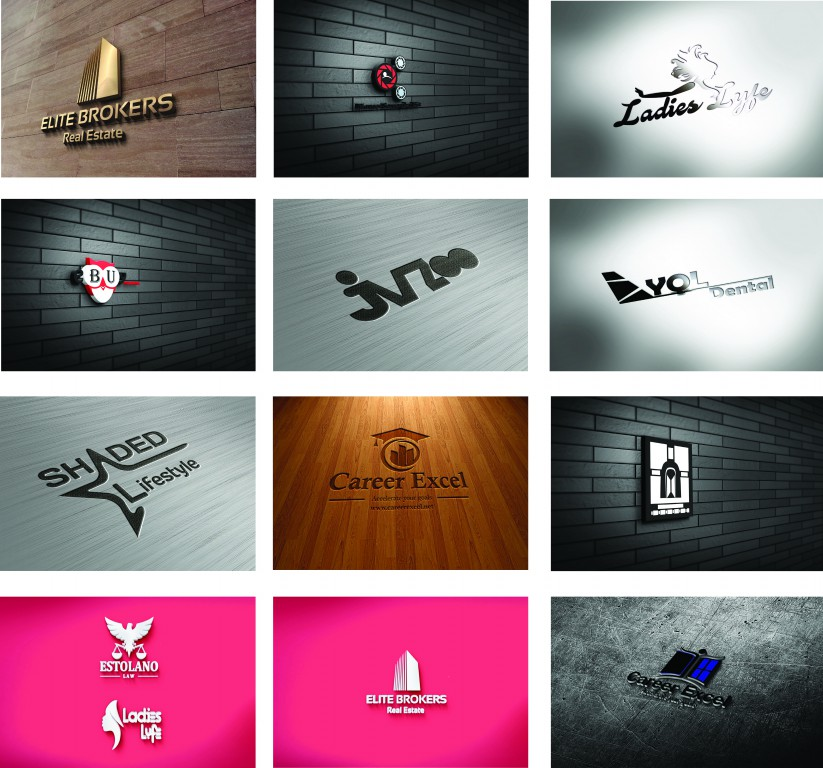 Create 2 Eye Catching logo design in 48 hrs